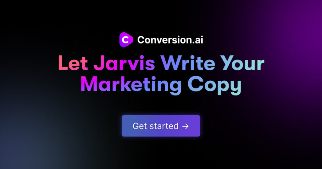 conversion.ai marketing copy tool